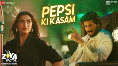 Pepsi Ki Kasam Lyrics