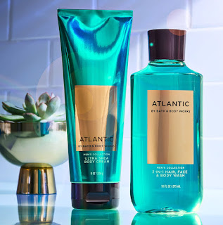 Bath & Body Works | New Men's Body Care Signature Collection First Look | Spring 2020 | Atlantic