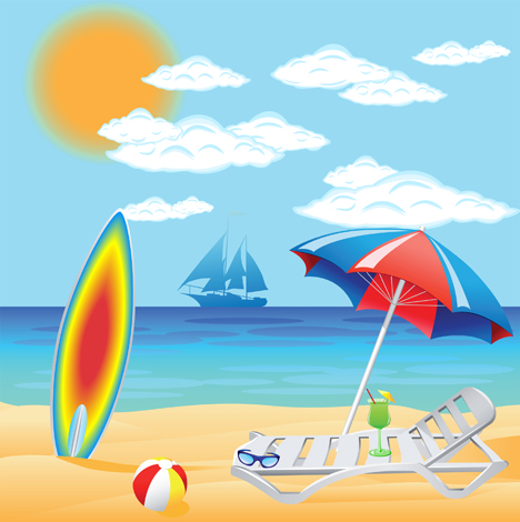 Vital Imagery Blog: 2 Clipart Collections Celebrating Summer