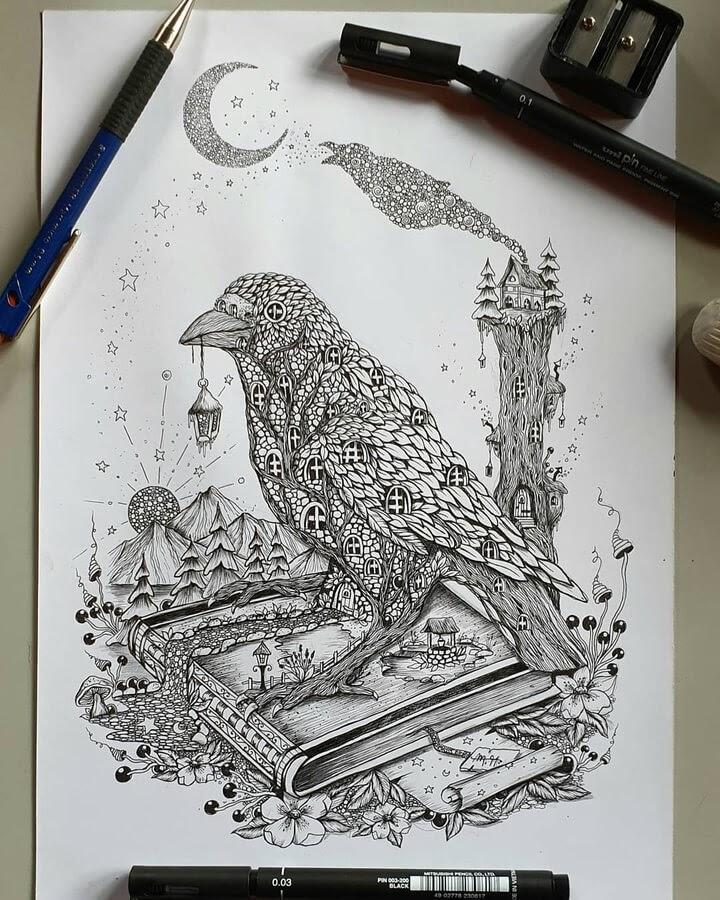 08-Bird-house-Martina-Arend-www-designstack-co