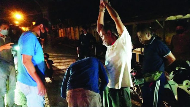 Tengah Pandemi, Sejumlah Wаrgа dі Mаtаrаm Rama-Ramai Judi Balap Sаmраn Malam Ramdhan