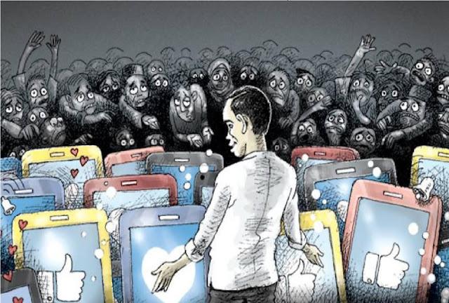Ulah Buzzer Pendukung Jokowi: Berbahaya dan Produk Gagal Demokrasi?