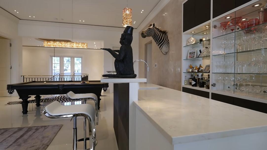 72 Interior Design Photos vs. 1240 Coconut Dr, Fort Myers, FL Ultra Luxury Mansion Tour
