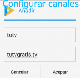añadir canales y streams a you-tv-player