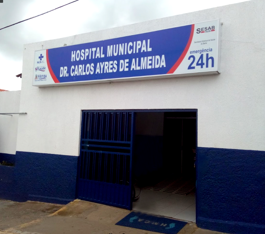 Direção do Hospital Dr. Carlos Aires em Piritiba-BA, emite nota sobre ocorrido entre enfermeiro e acompanhante de paciente no último domingo (28) Confira