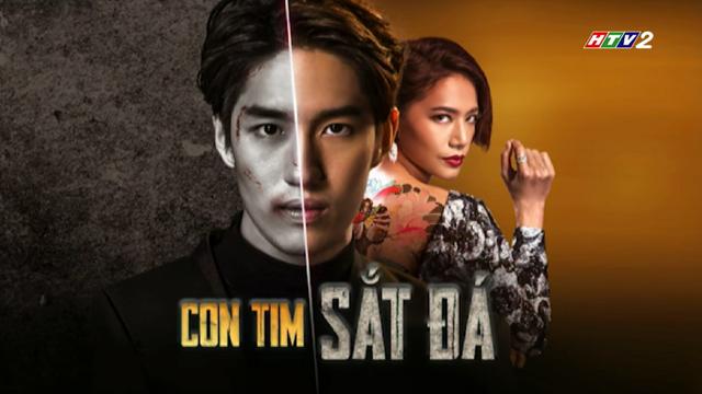 Con Tim Sắt Đá Trọn Bộ Tập Cuối (Phim Thái Lan HTV2 Lồng Tiếng)