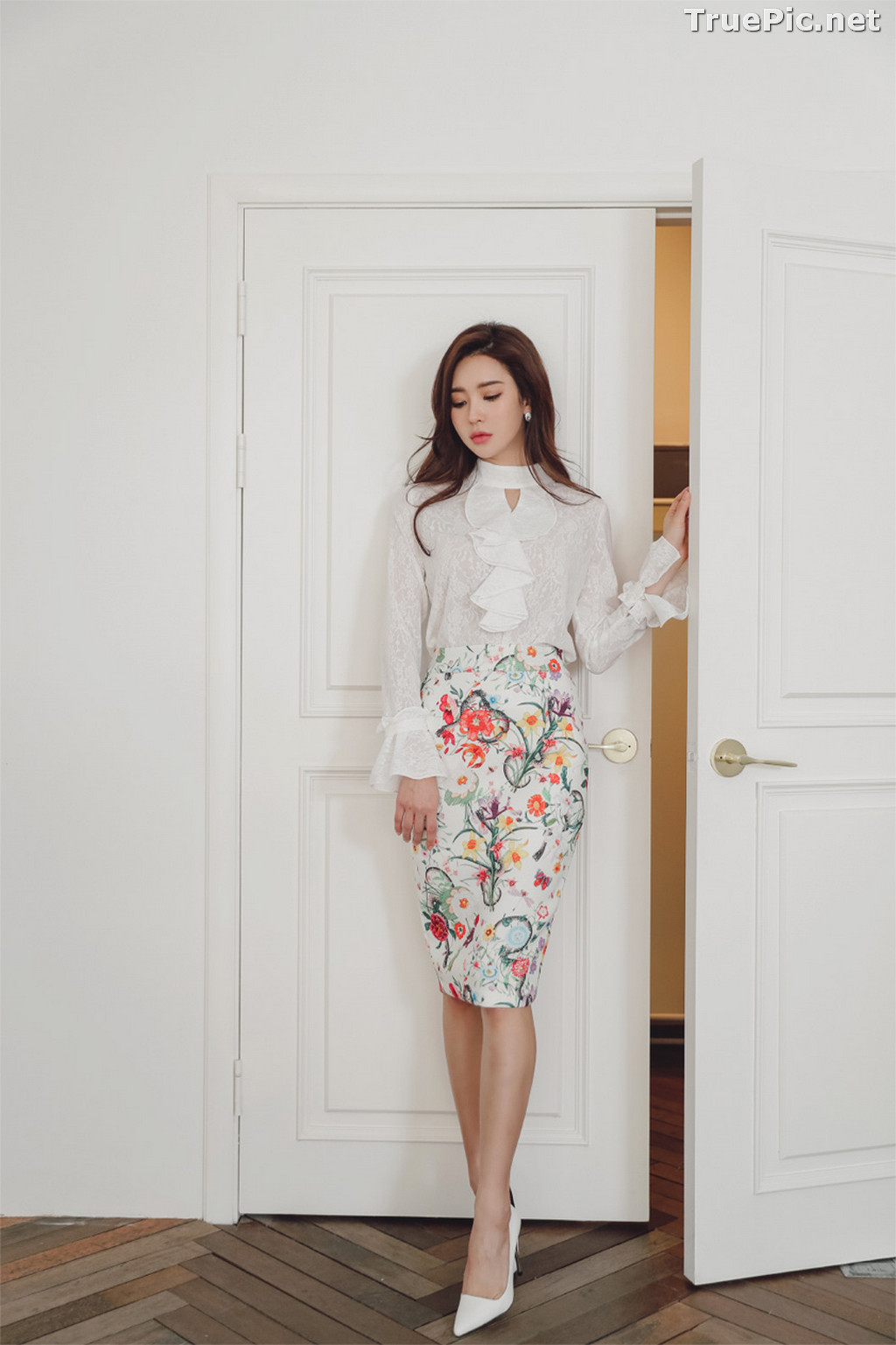 Image Korean Beautiful Model – Park Da Hyun – Fashion Photography #1 - TruePic.net - Picture-8