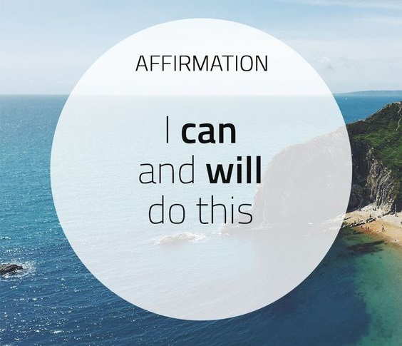 Daily Affirmations, positive reminders, Daily Affirmations - 8 November 2018
