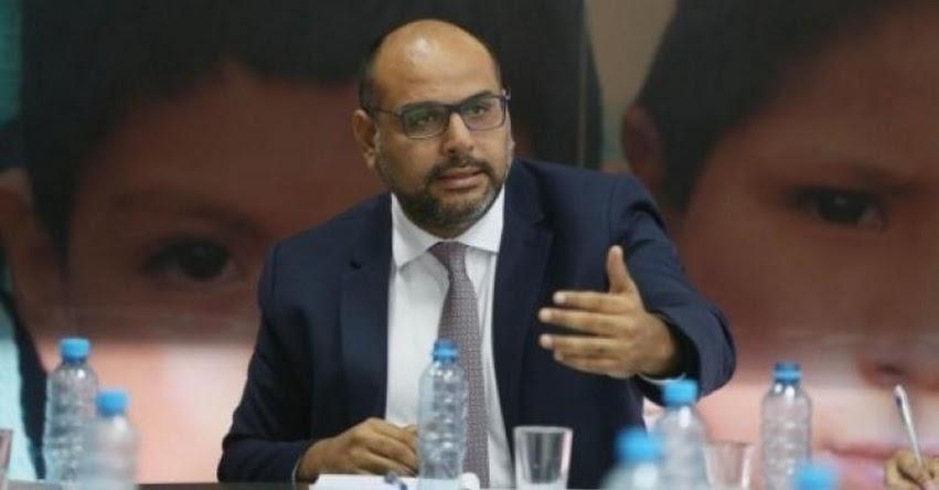 MINEDU: Cantidad de escolares venezolanos se podría duplicar en colegios nacionales, informó el ministro de Educación, Daniel Alfaro