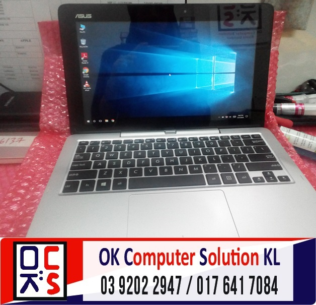 [SOLVED] AUTO SHUTDOWN ASUS T200TA | REPAIR LAPTOP CHERAS 9