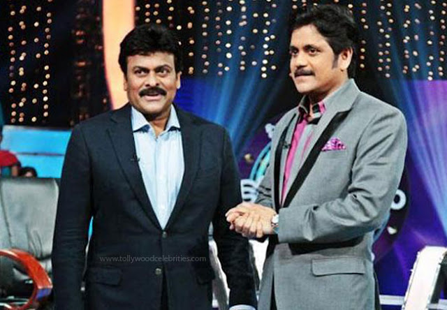 Chiranjeevi Replaces Nagarjuna In MEK