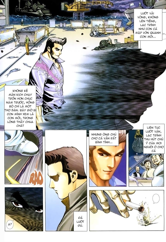 Xích Trụ Phạn Đường chap 15 - Trang 7