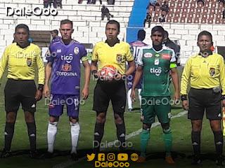 Oriente Petrolero venció a Real Potosí en la Villa Imperial - DaleOoo