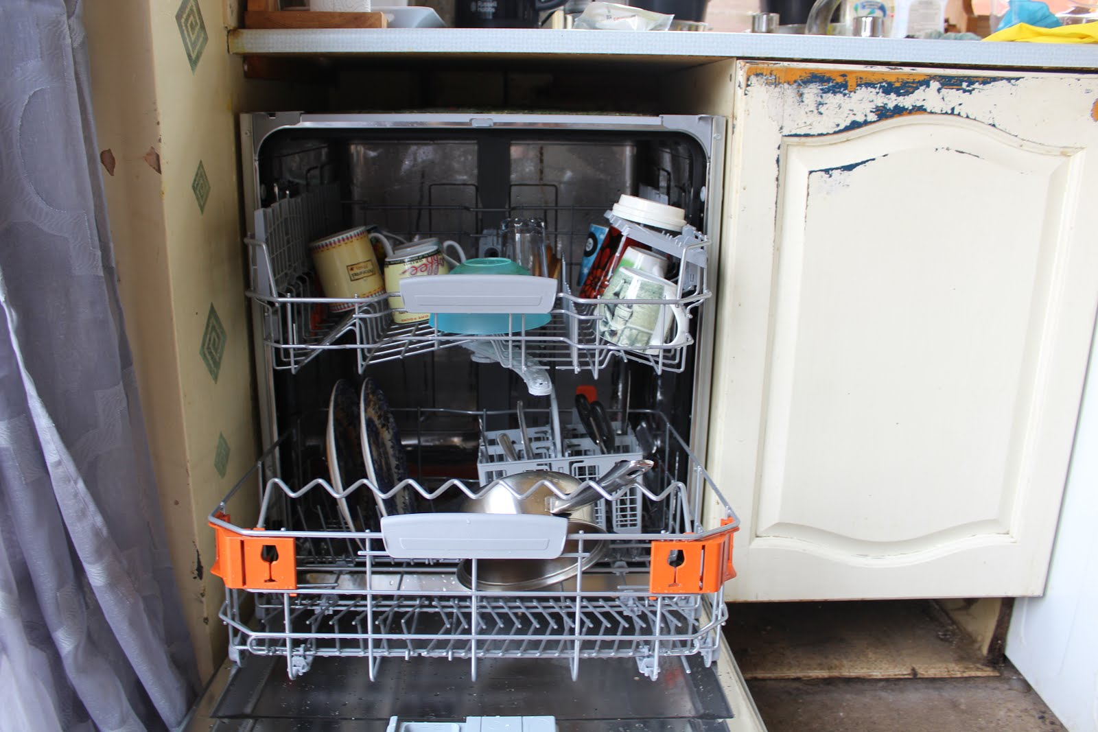 Hotpoint 3D Dishwasher Review