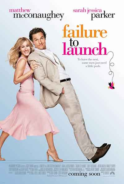 Failure to Launch 2006 480p 300MB