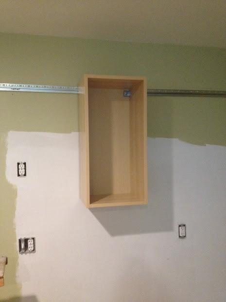 Ikea Kitchen Wall Cabinet Suspension Rail