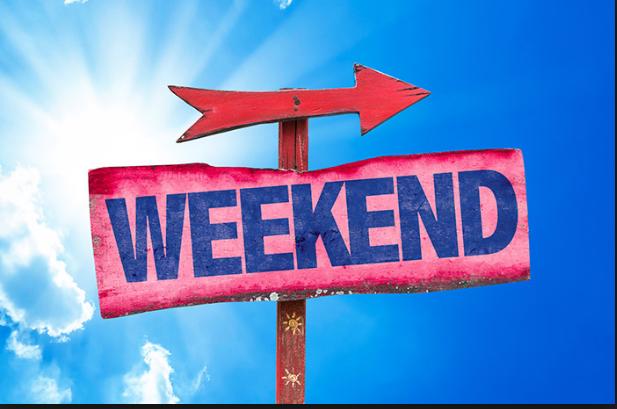 كيف تُخطط لعطلة نهاية الأسبوع