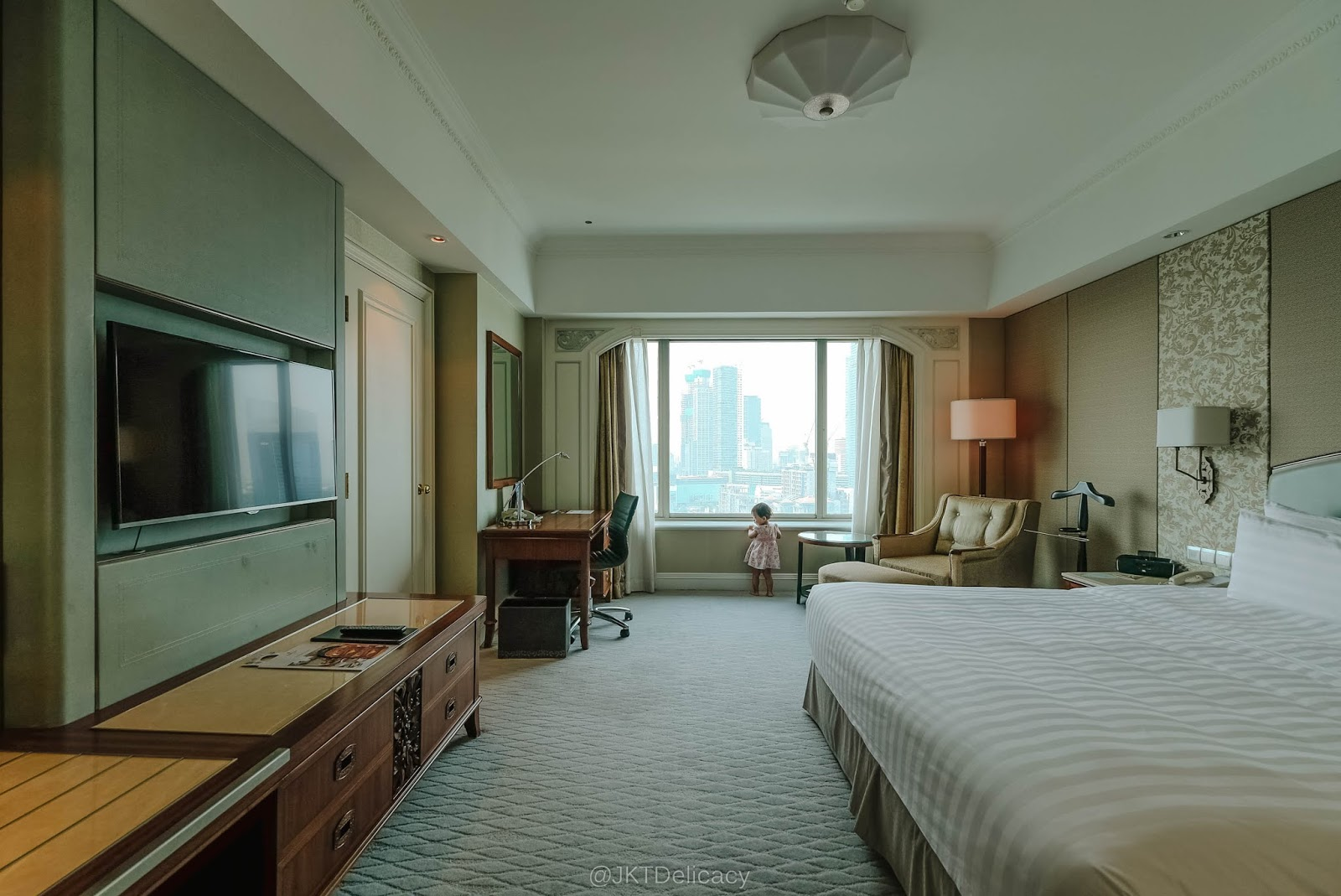 Jktdelicacy Com Shangri La Jakarta Staycation Hotel Review