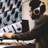 Uso de consolas de audio