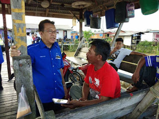 Give Subeng full backing, Tiong urges BN supporters