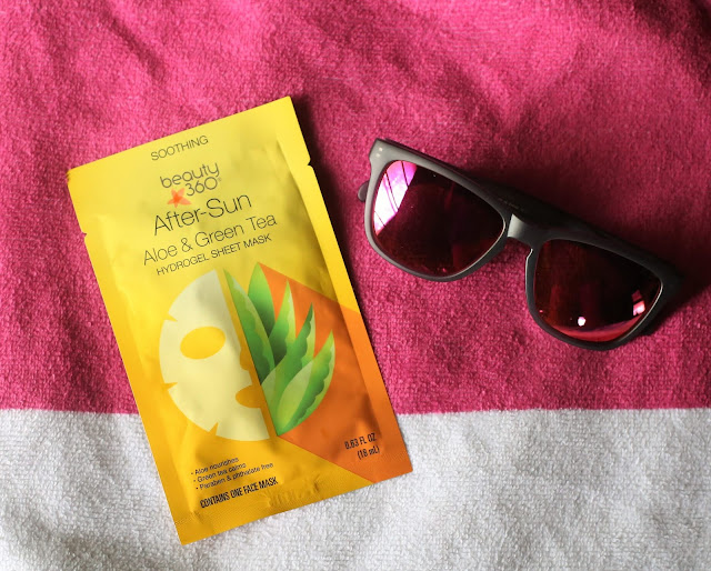 After-Sun Beauty Products