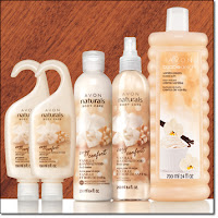 Naturals Vanilla Sandalwood Collection