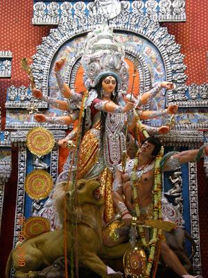 Durga  puja 2020 bangla calendar