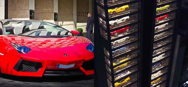This Singaporean Vending Machine Sells Luxury Cars