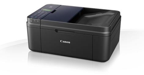 Canon Ij Setup PIXMA E484