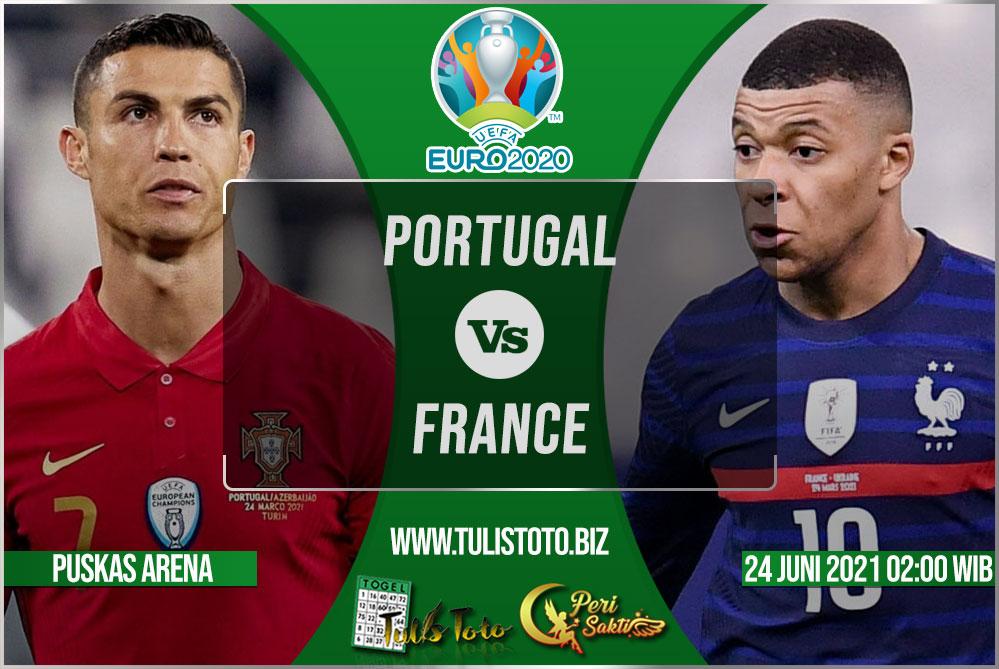 Prediksi Portugal vs France 24 Juni 2021
