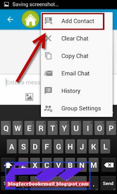 cara terbaru membuat dan  invite teman ke grup bbm