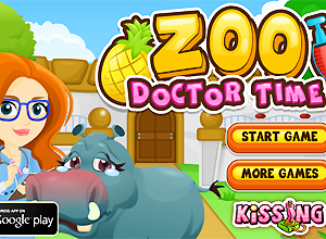 Zoo Doctor Time