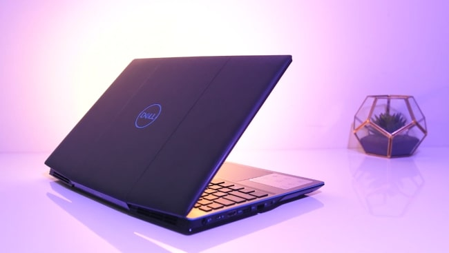 Dell G3 3500 gaming laptop