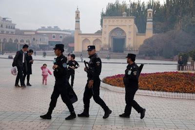 Giliran Dubes 37 Negara Ramai-ramai Bela China Soal Uighur di Xinjiang