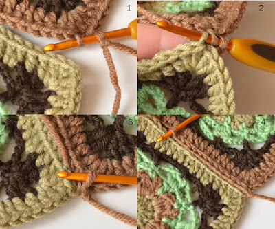 Autumn Winds Cowl. Free crochet pattern by Lilla Bjorn Crochet