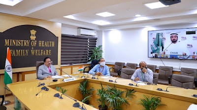Harsh Vardhan participates in G20 Extraordinary Health Ministers virtual meeting