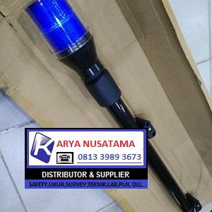 Jual Lampu Strobo Polisi Biru Plus Stick di Kalimantan