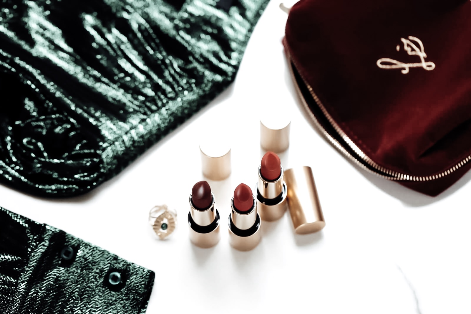 Lisa Eldridge Velvet Collection Avis