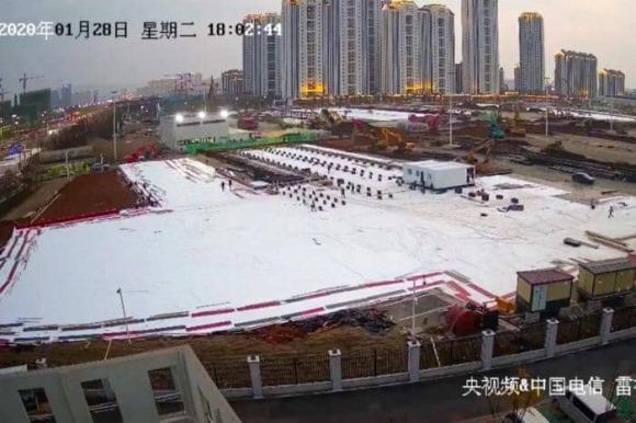 Vũ Hán lên kế hoạch thành lập thêm 19 bệnh viện dã chiến