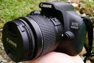 kamera canon harga 2 jutaan Canon 1300D