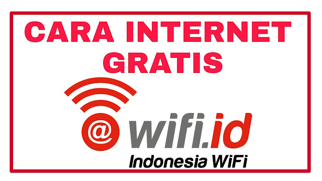 Cara login wifi id gratis