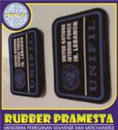 PATCH RUBBER CUSTOM | BUAT PATCH RUBBER | BIKIN PATCH RUBBER | ORDER PATCH RUBBER