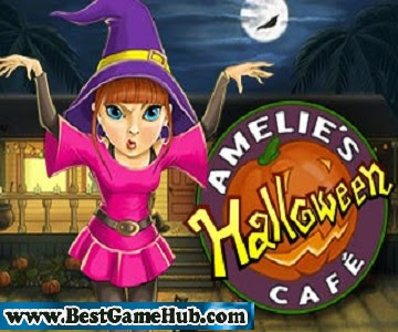 Amelies Cafe Halloween PC Game Free Download