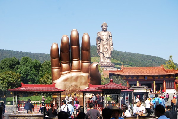 หัตถ์พระใหญ่ (Hand of Buddha) @ www.chinadiscovery.com