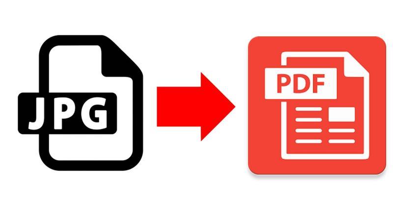 تحويل الصور الى Pdf بدون برامج و بدون أنترنت