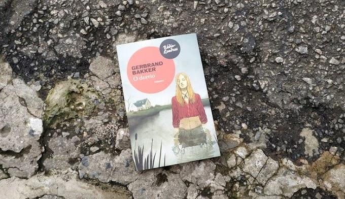 [RESENHA #709] O DESVIO - GERBRAND BAKKER
