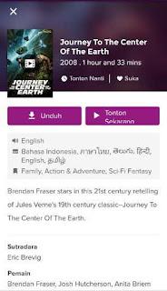 Cara download film di hooq
