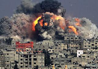 Serangan Israel Terhadap Gaza