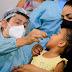 Últimos dias da campanha de vacinação contra a poliomielite em Águas Lindas