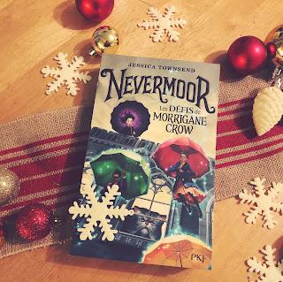 "Photo du livre ""Nevermoor"" de Jessica Townsend"